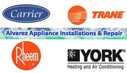 Description: Description: We service and install these brands